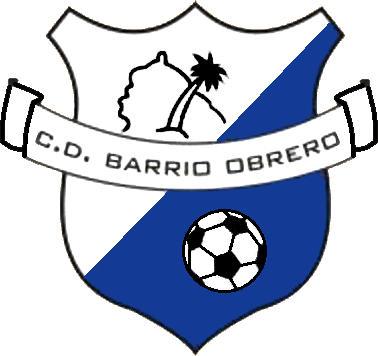 Escudo de C.D. BARRIO OBRERO (VALENCIA)