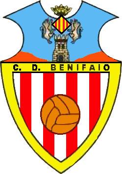 Escudo de C.D. BENIFAIÓ (VALENCIA)