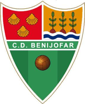 Escudo de C.D. BENIJÓFAR (VALENCIA)
