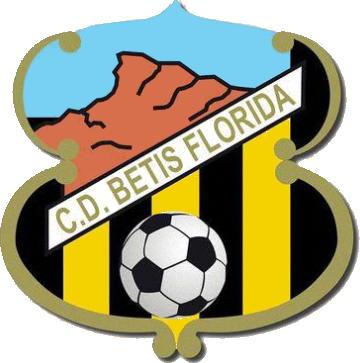Escudo de C.D. BETIS FLORIDA (VALENCIA)