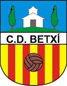 Escudo de C.D. BETXÍ (VALENCIA)