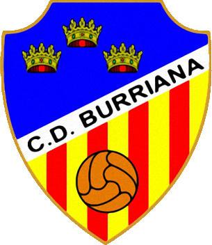 Escudo de C.D. BURRIANA (VALENCIA)