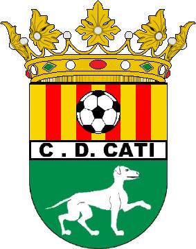 Escudo de C.D. CATÍ (VALENCIA)