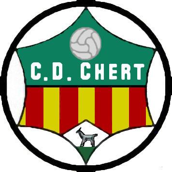 Escudo de C.D. CHERT (VALENCIA)