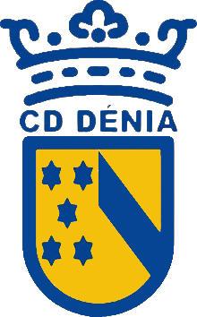 Escudo de C.D. DÉNIA (VALENCIA)