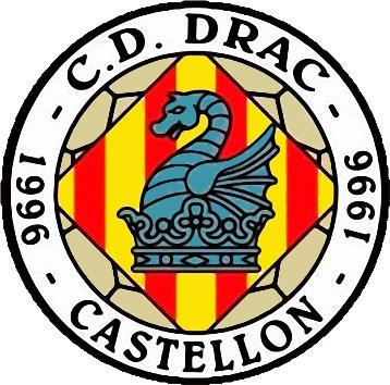 Escudo de C.D. DRAC CASTELLÓN (VALENCIA)