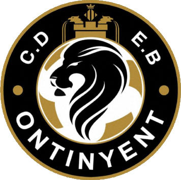 Escudo de C.D. E.B. ONTINYENT (VALENCIA)