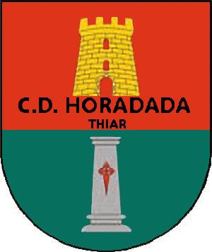 Escudo de C.D. HORADADA THIAR (VALENCIA)