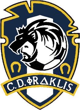Escudo de C.D. IRAKLIS (VALENCIA)