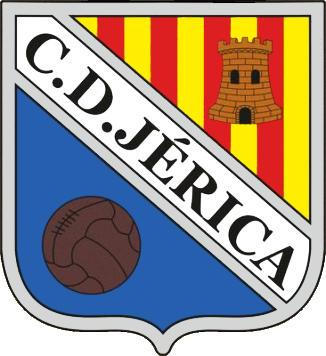 Escudo de C.D. JÉRICA (VALENCIA)