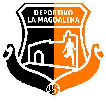 Escudo de C.D. LA MAGDALENA. (VALENCIA)
