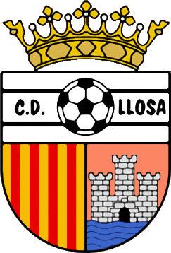 Escudo de C.D. LLOSA (VALENCIA)