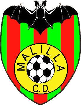 Escudo de C.D. MALILLA (VALENCIA)