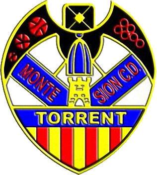 Escudo de C.D. MONTE SIÓN (VALENCIA)