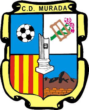 Escudo de C.D. MURADA (VALENCIA)