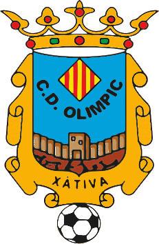 Escudo de C.D. OLIMPIC (VALENCIA)