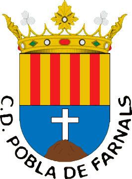 Escudo de C.D. POBLA DE FARNALS (VALENCIA)