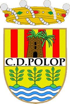 Escudo de C.D. POLOT (VALENCIA)