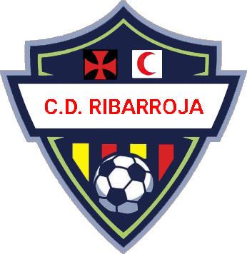 Escudo de C.D. RIBARROJA (VALENCIA)