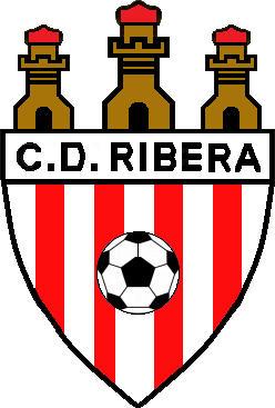 Escudo de C.D. RIBERA (VALENCIA)