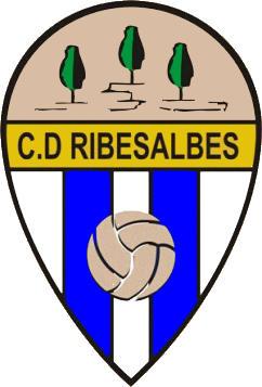 Escudo de C.D. RIBESALBES (VALENCIA)