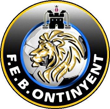 Escudo de C.D. S.B. ONTIYENT (VALENCIA)
