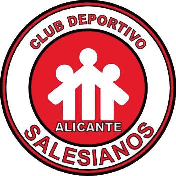 Escudo de C.D. SALESIANOS ALICANTE (VALENCIA)