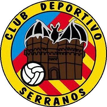 Escudo de C.D. SERRANOS (VALENCIA)