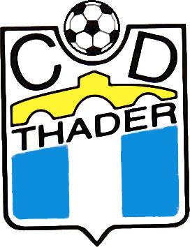 Escudo de C.D. THADER (VALENCIA)
