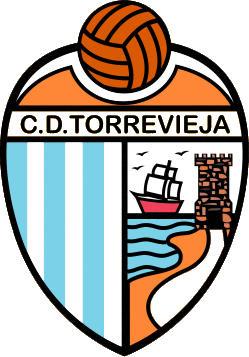 Escudo de C.D. TORREVIEJA (VALENCIA)