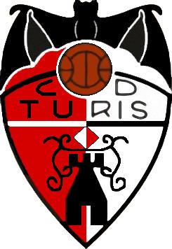 Escudo de C.D. TURÍS (VALENCIA)