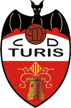 Escudo de C.D. TURIS (VALENCIA)