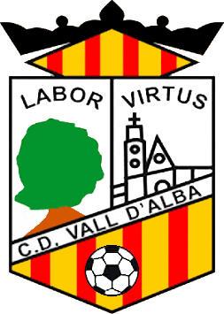 Escudo de C.D. VALL D'ALBA (VALENCIA)