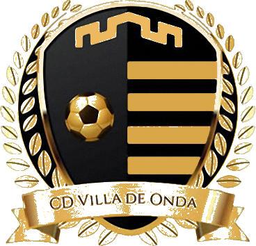 Escudo de C.D. VILLA DE ONDA (VALENCIA)