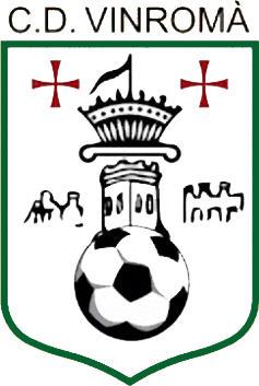 Escudo de C.D. VINROMÀ (VALENCIA)