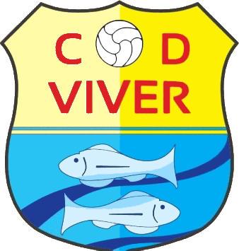 Escudo de C.D. VIVER (VALENCIA)