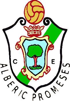 Escudo de C.E. ALBERIC PROMESES (VALENCIA)