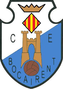 Escudo de C.E. BOCAIRENT (VALENCIA)
