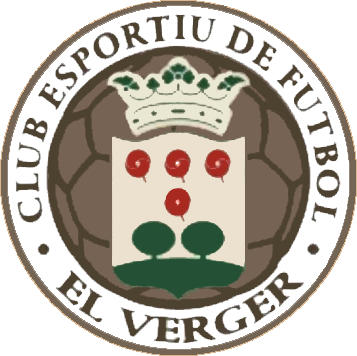 Escudo de C.E.F. EL VERGER (VALENCIA)