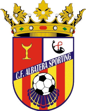 Escudo de C.F. ALBATERA SPORTING (VALENCIA)