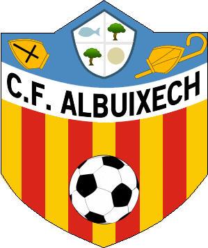 Escudo de C.F. ALBUIXECH (VALENCIA)