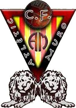 Escudo de C.F. ATLÉTIC MURO (VALENCIA)