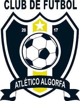 Escudo de C.F. ATLÉTICO ALGORFA (VALENCIA)