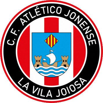 Escudo de C.F. ATLÉTICO JONENSE-LA VILAJOIOSA (VALENCIA)