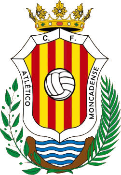 Escudo de C.F. ATLÉTICO MONCADENSE (VALENCIA)