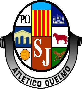 Escudo de C.F. ATLÉTICO QUELMO (VALENCIA)