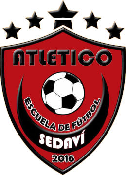 Escudo de C.F. ATLÉTICO SEDAVÍ (VALENCIA)