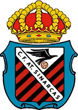 Escudo de C.F. ATLÉTICO SINARCAS (VALENCIA)