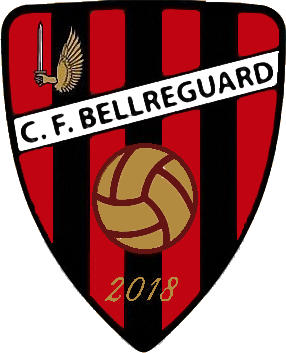 Escudo de C.F. BELLREGUARD (VALENCIA)