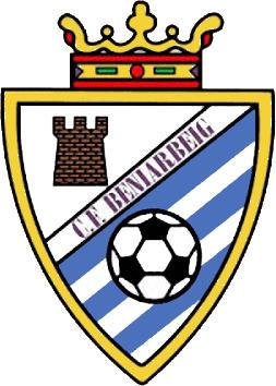 Escudo de C.F. BENIARBEIG (VALENCIA)